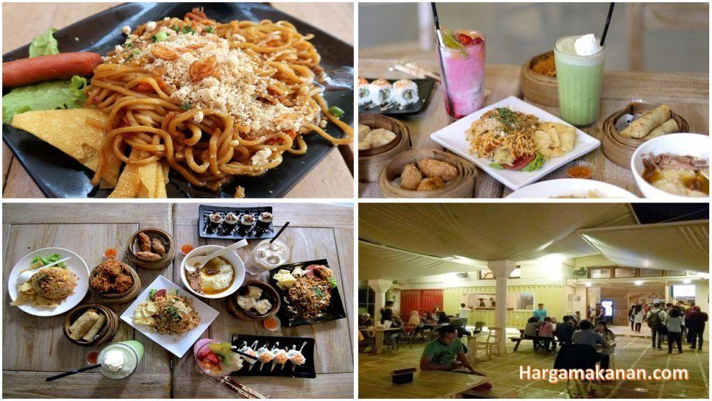 Harga Menu Mie Kober Malang Makanan, Cabai