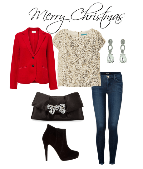 Day 10: What to Wear to a Holiday Party | Mom Fabulous