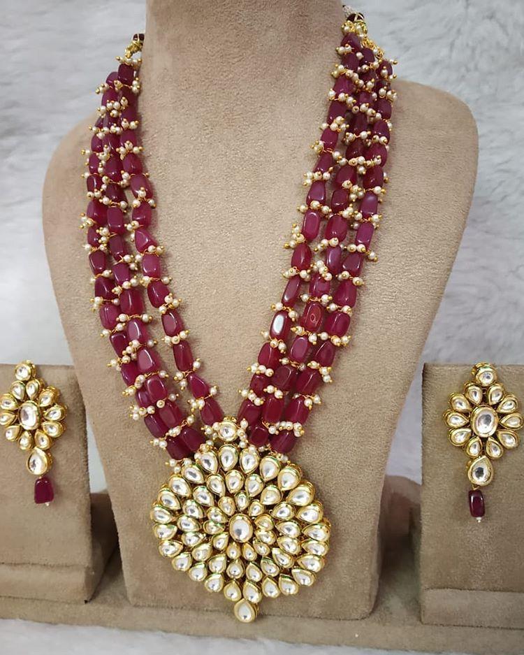 Instagram Hand Jewelry Bead Jewellery Stylish Jewelry