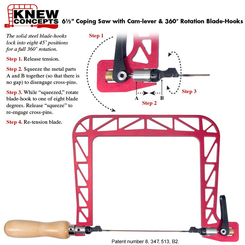 6 12 inch coping saw patent number 8 347 513 b2 6 12 inch coping saw patent number 8 347 513 keyboard keysfo Image collections