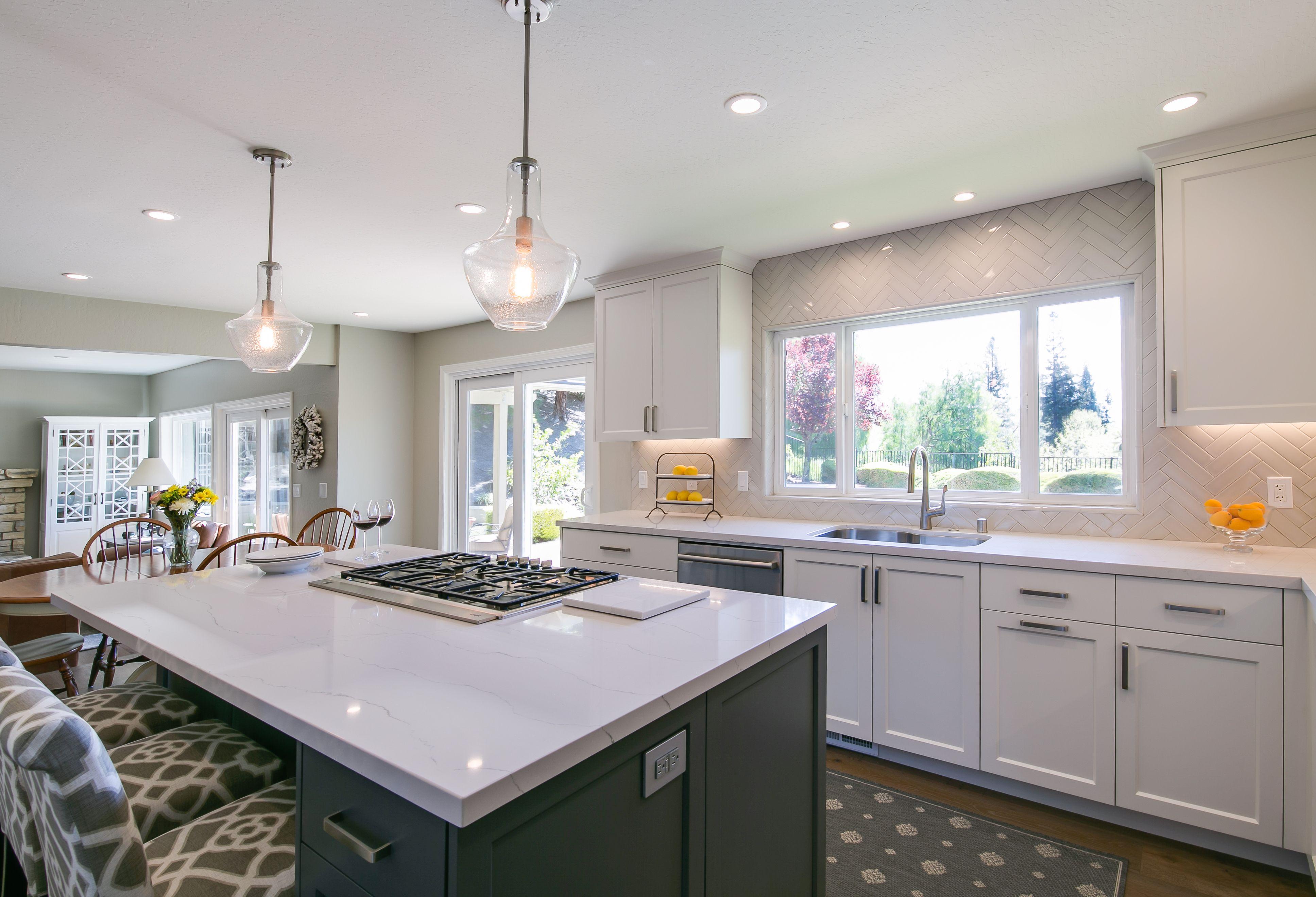 Beautiful Kitchen Design by Interior Designer Stephanie
