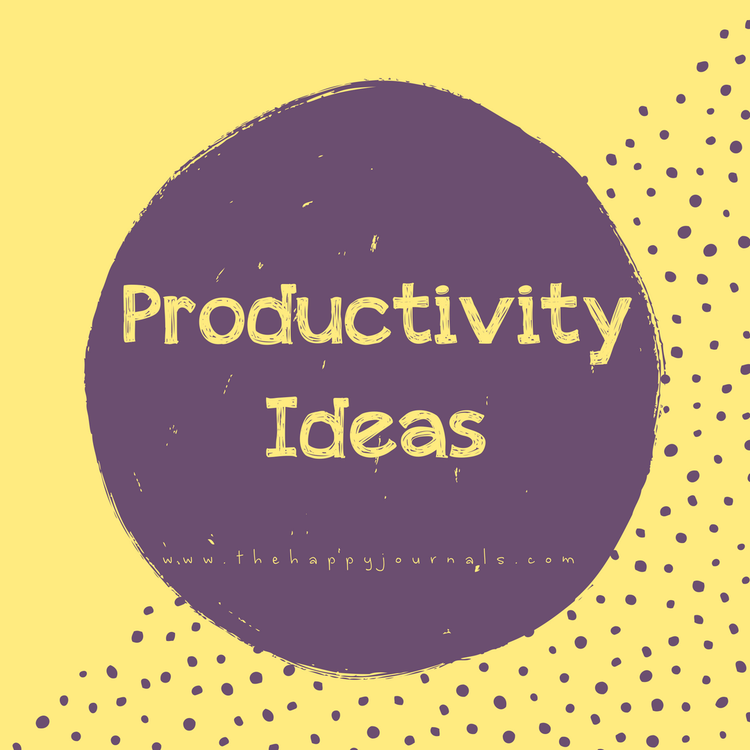 This Board Is Full Of Productivity Ideas Business