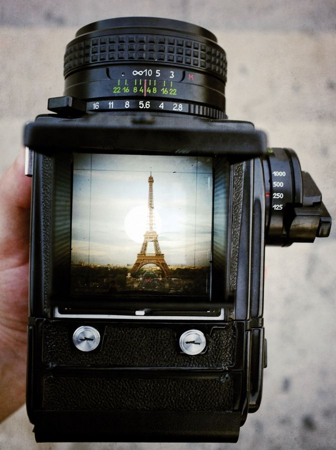 From Paris with love by Chris Ney
