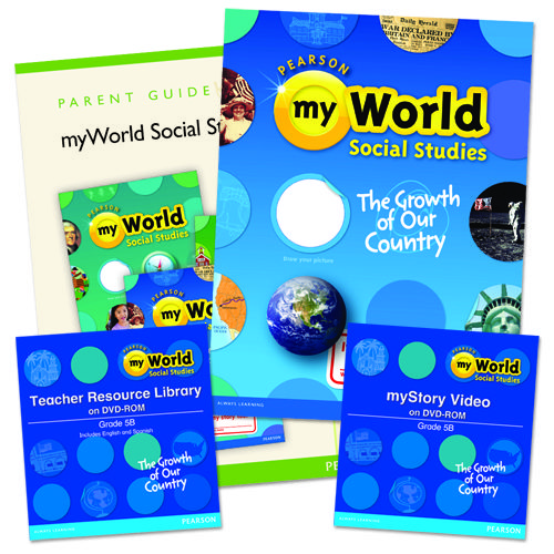 5th Grade Homeschool Curriculum: Pearson Education Programs