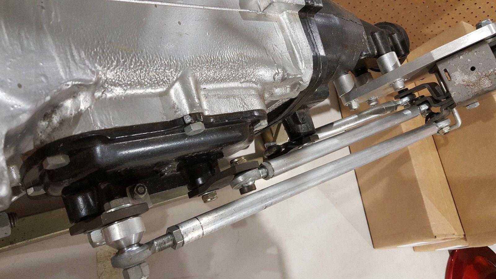 Details about All GM Camaro Corvette + Muncie 4 speed Hurst