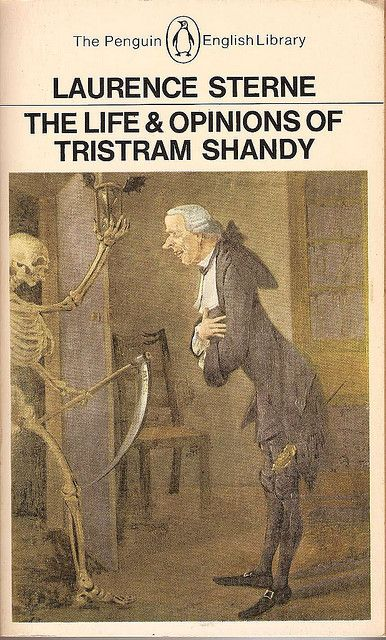 The Life Opinions Of Tristram Shandy Penguin Books Classic