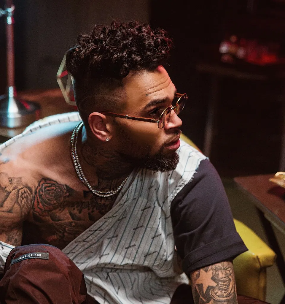 See BTS Photos from Davido and Chris Brown's 'Blow My Mind' Shoot in 2020 | Chris brown hair, Chris brown photoshoot, Breezy chris brown
