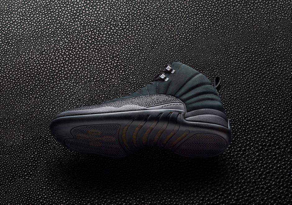 a71fcec947f Black OVO Air Jordan 12 Nike SNKRS Release Info | What's Crackin ...