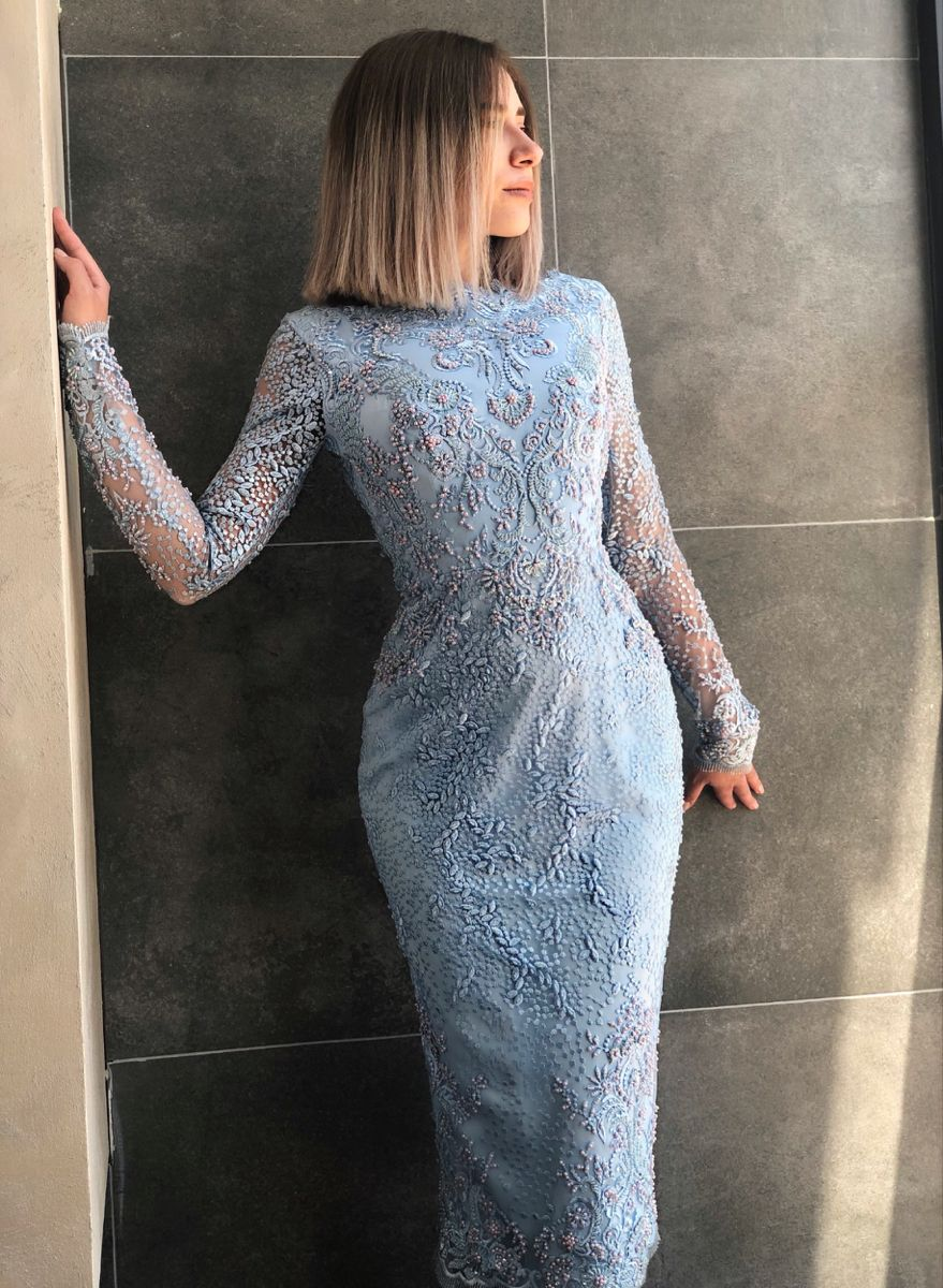 bby blu dress | dresses, dresses with sleeves, long sleeve dress
