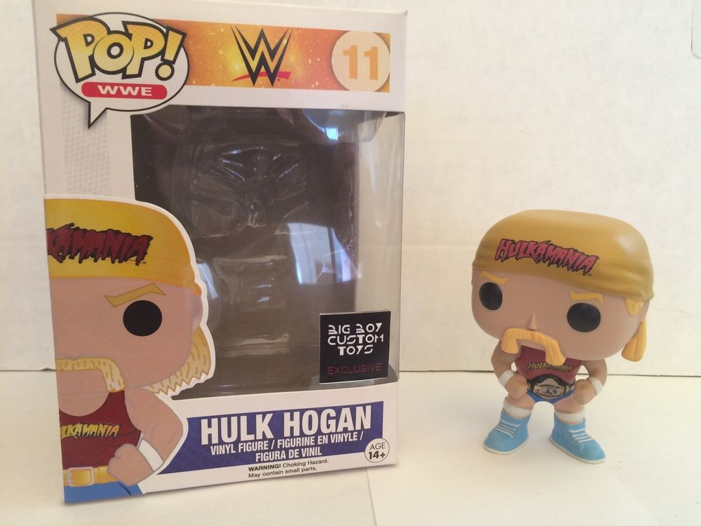 funko pop hulk hogan