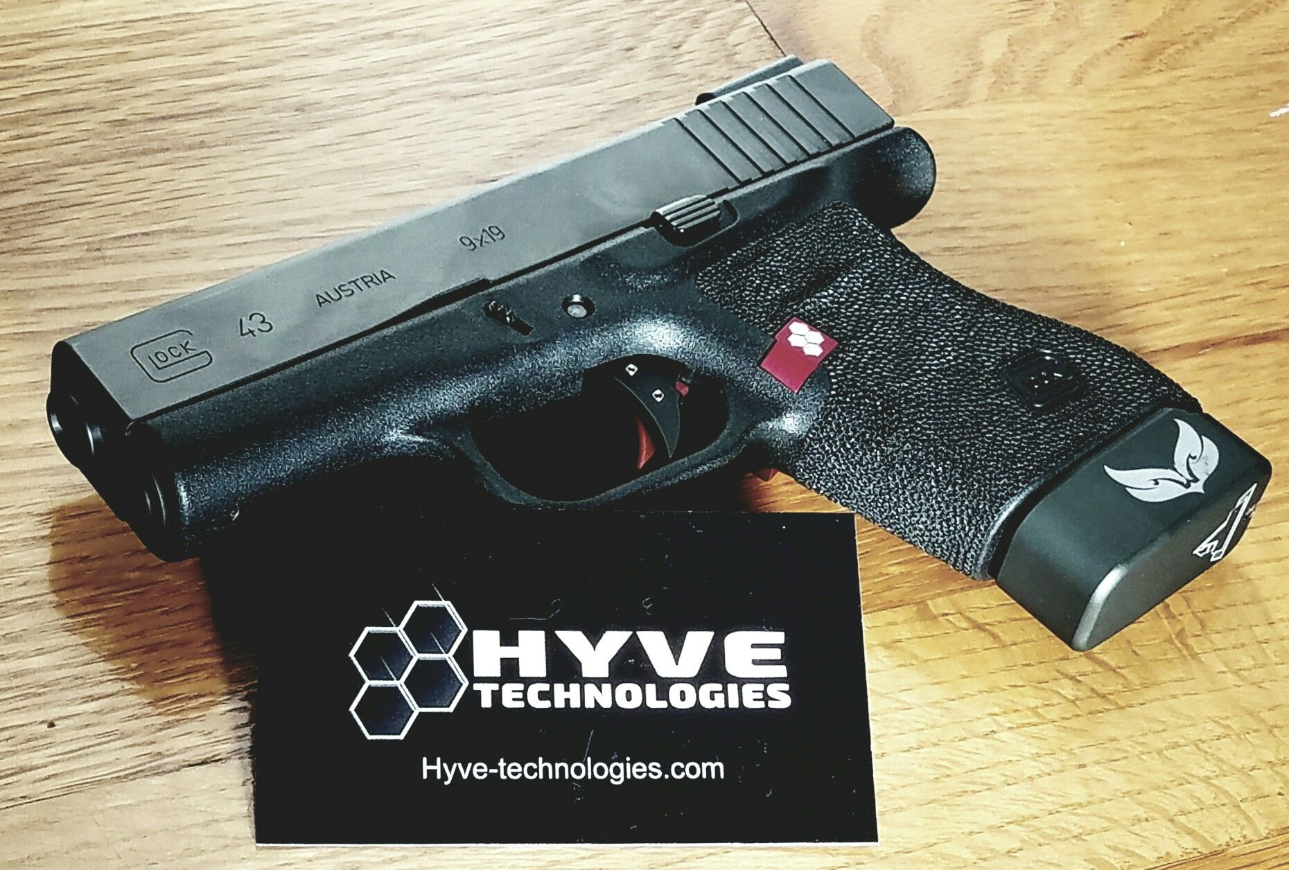 Pin on Glock 43 Holsters and Gear