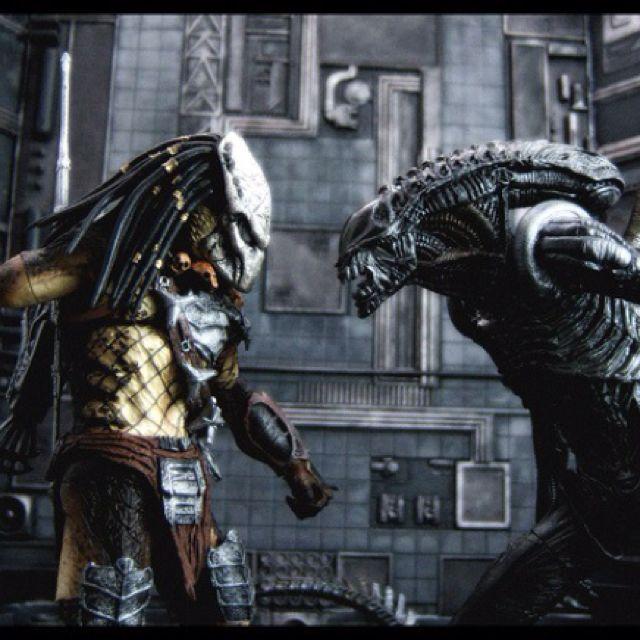 Alien vs Predator (mit Bildern)   Alien vs predator