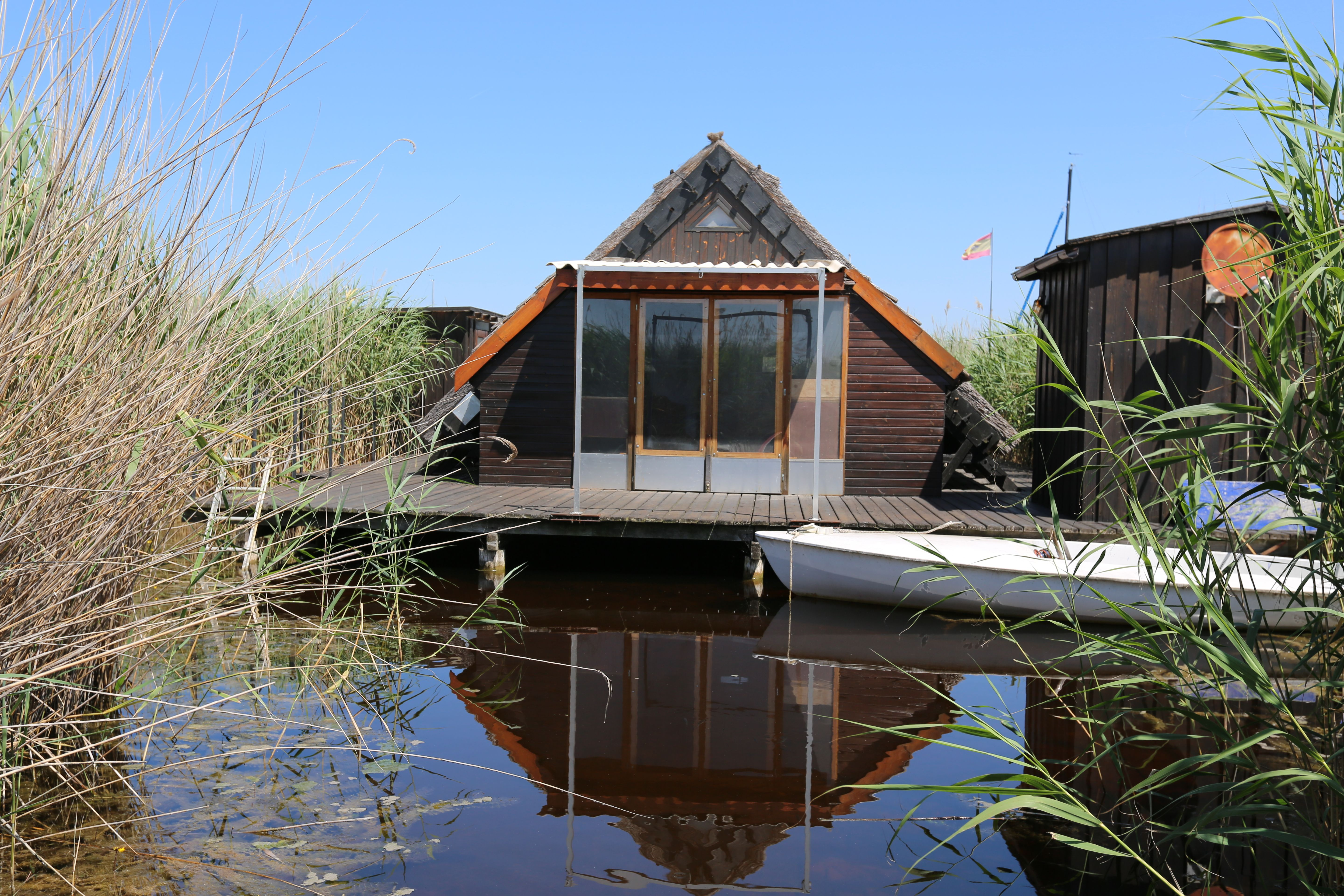 Seehutte In Rust Am Neusiedlersee Burgenland Style At Home Pfahlbau Seehaus