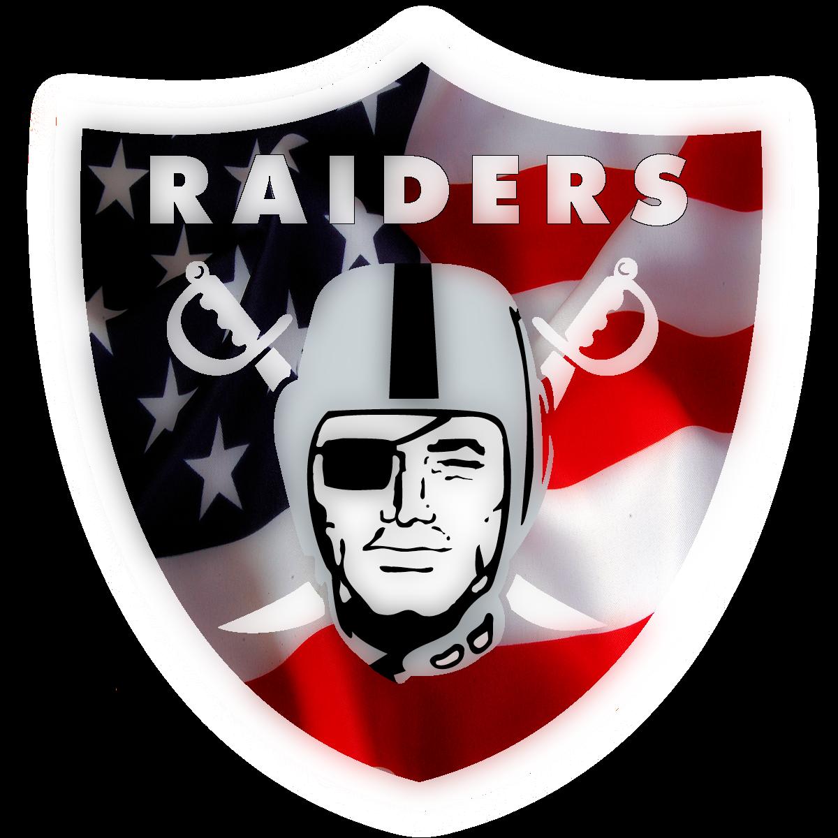 Oakland Raiders Logo | Oakland raiders logo, Oakland ...
