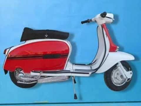 Quartetto Cetra Lambret Twist Lambretta Ad 1962 Youtube
