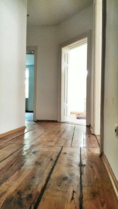 gemutliches zuhause dielenboden, beautiful old hardwood flooring | living spaces in 2018 | pinterest, Design ideen