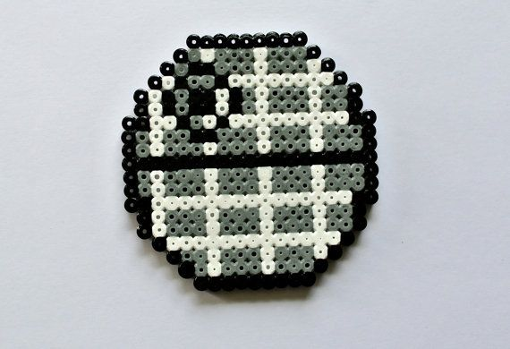 Darth Vader Star Wars Perler Beads By The