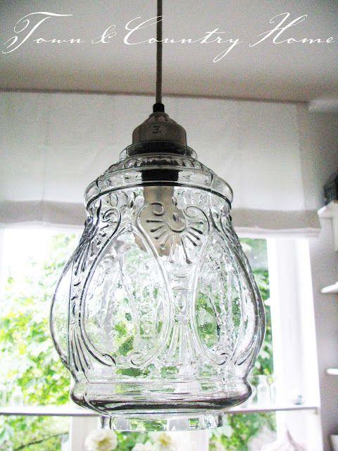 Eine Neue Lampe Diy Kitchen Lighting Kitchen Table Lighting