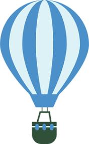 Hasil gambar untuk balon udara animasi   Balon udara, Balon ...
