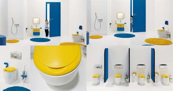 Kids Bathroom Furniture Sets From