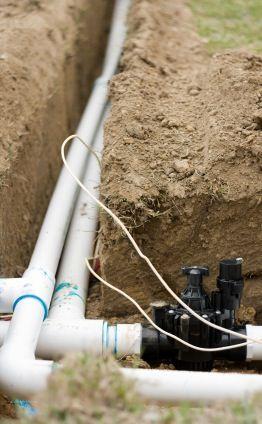 How To Install An Underground Sprinkler System Underground Sprinkler In Ground Sprinkler System Sprinkler System Design