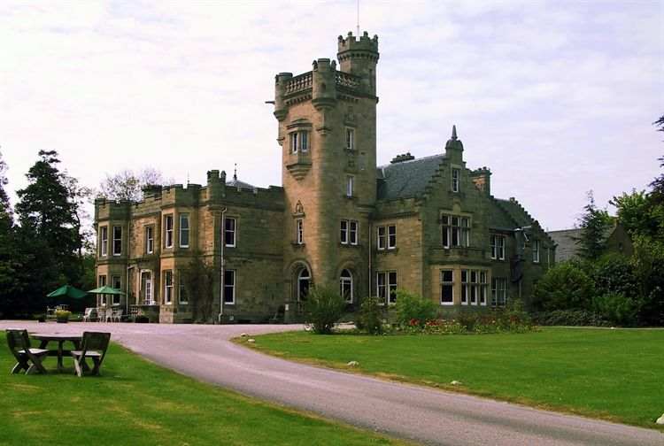 castle hotel | Mansfield Castle Hotel – Royal Burgh of Tain, Scotland