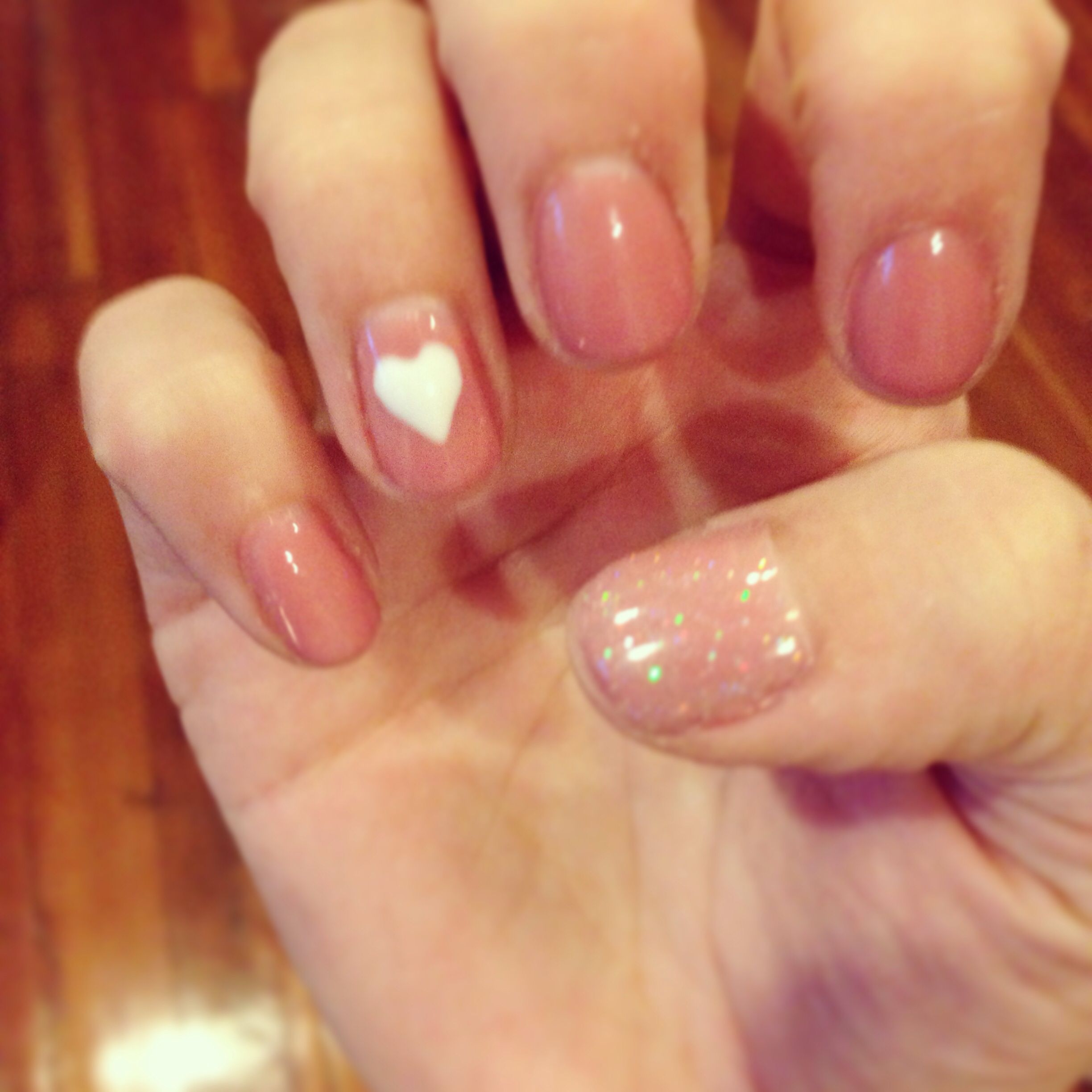 My Valentine S Nails P I Did These Myself