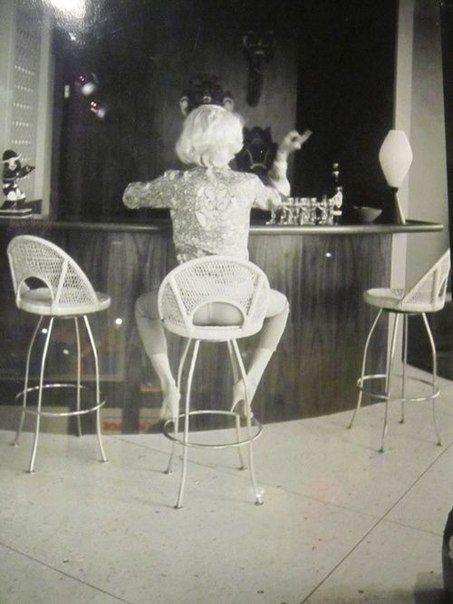 Marilyn Monroe photographer by George Barris, 1962.
