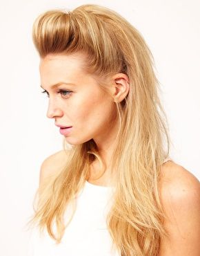 Cool 1000 Images About Quiff Hairstyles On Pinterest Updo Pony Short Hairstyles Gunalazisus