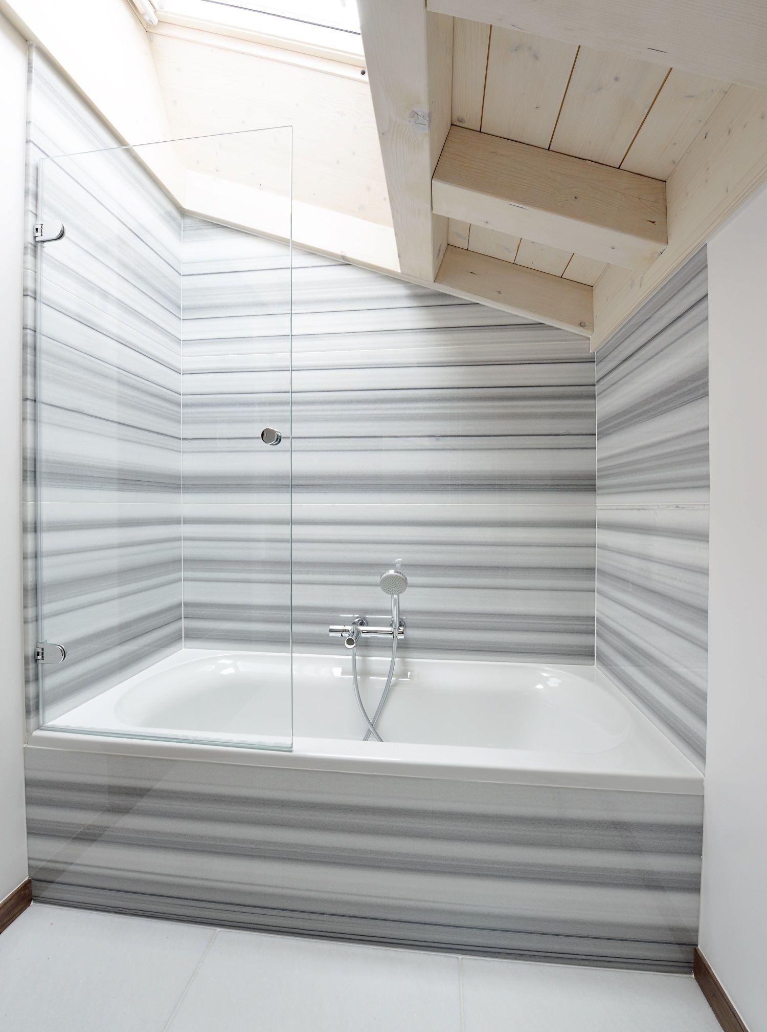 Salle de bain: Dallage sur mesure en pierre naturelle mabre medina ...