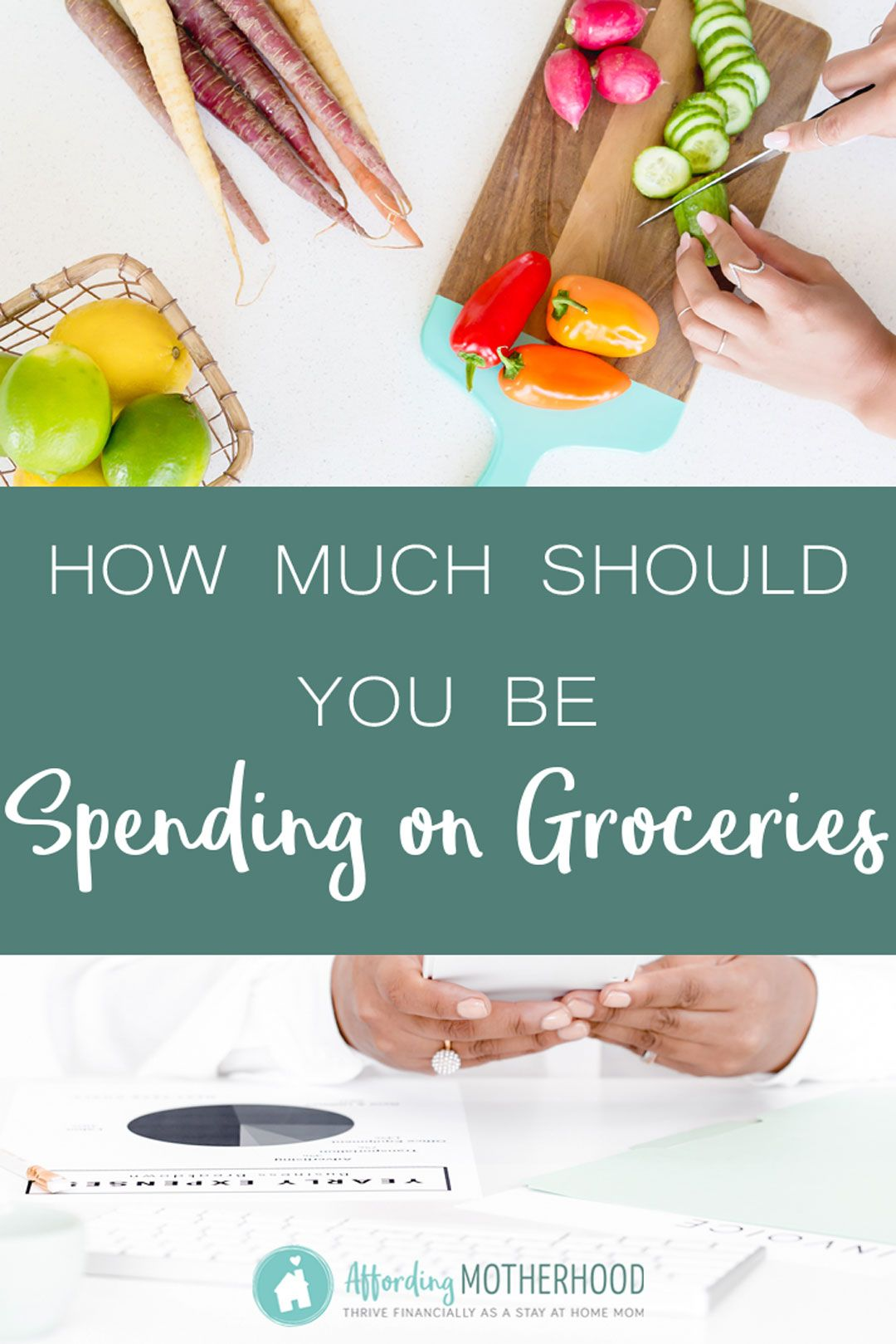 Do you feel like you're spending way too much on groceries