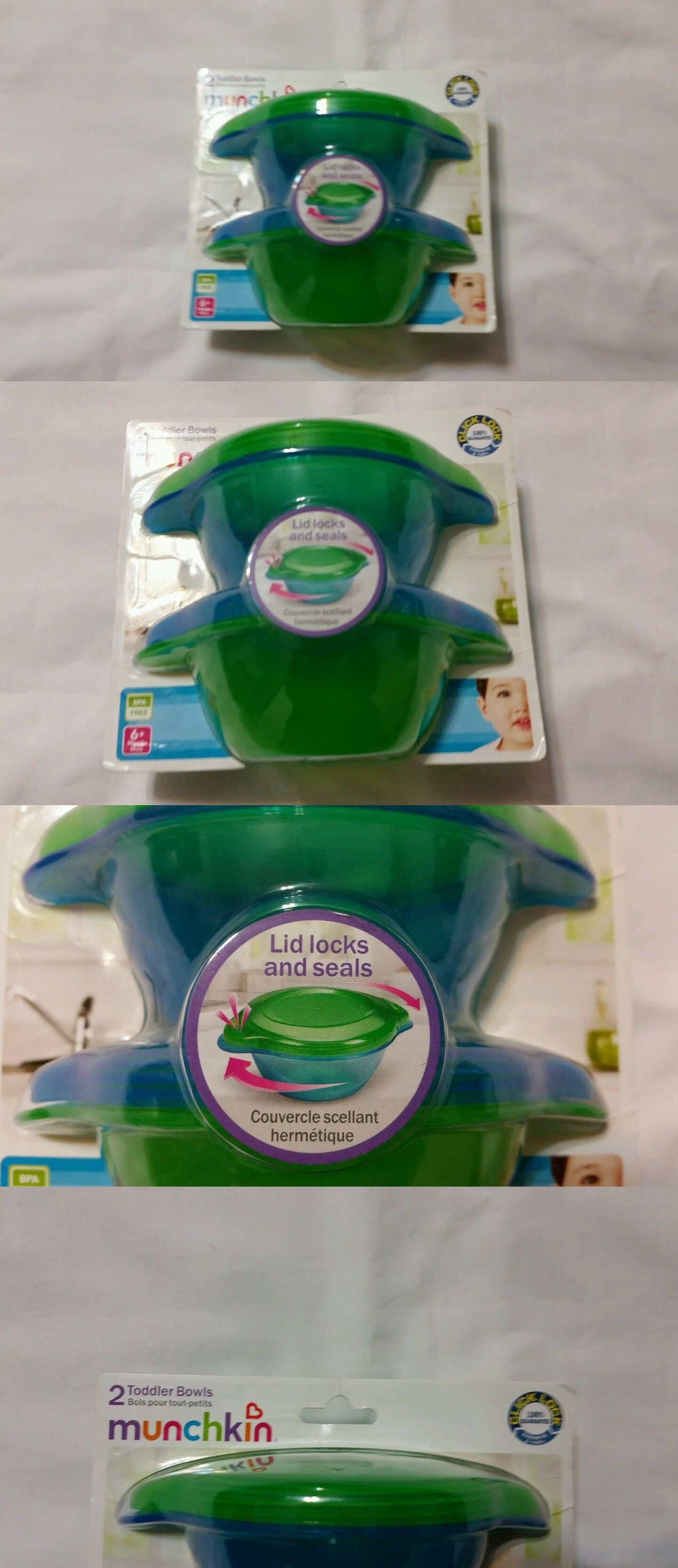 Bowls & Plates Cups, Dishes & Utensils Just Primo Passi Suction Bowl Feeding Set Bpa Free Damaged Box