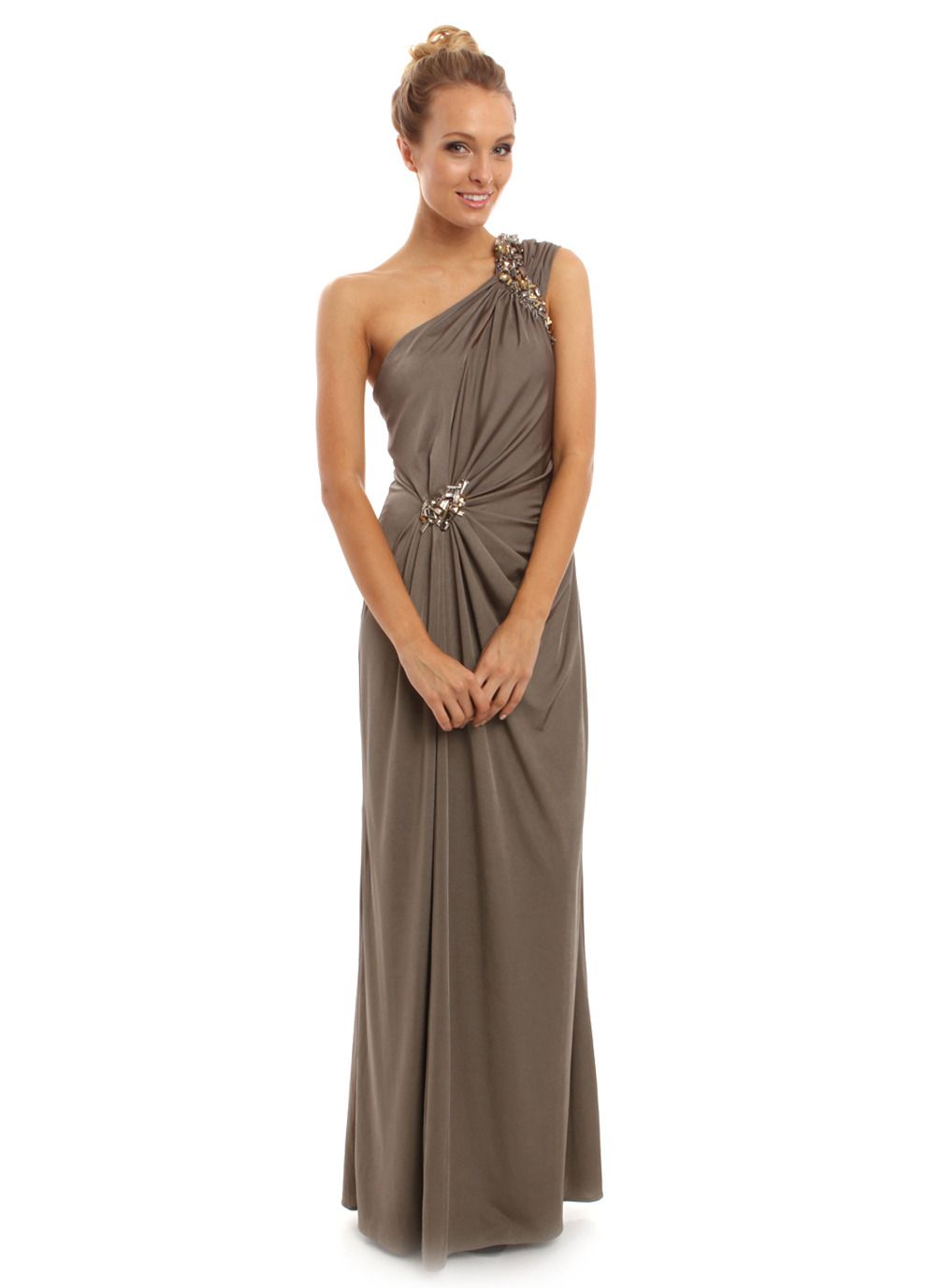 Beautiful grecian style gown. | Style | Pinterest | Gowns, Dress ...