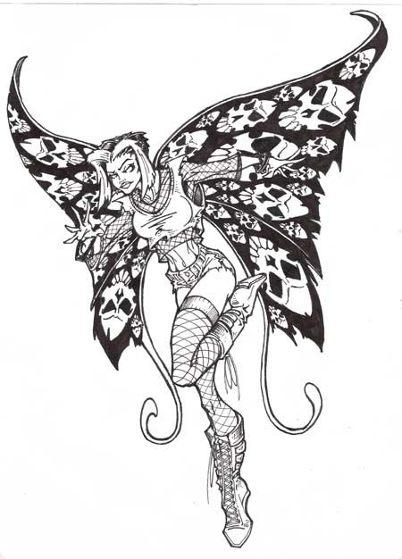 photograph regarding Free Printable Fantasy Pinup Girl Coloring Pages titled no cost printable myth pinup female coloring webpages - Google