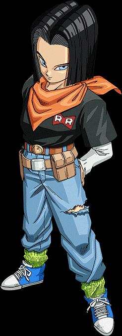 Android 17 Render 7 By Maxiuchiha22 On Deviantart Dragon Ball Dragon Ball Z Good Manga