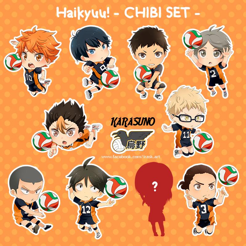 Haikyuu Wallpaper Chibi - Google Search