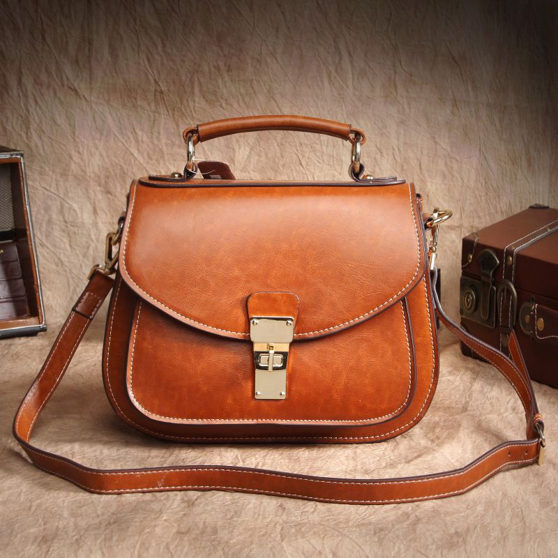 Aliexpress Por Leather Saddle Handbags In Luggage Bags