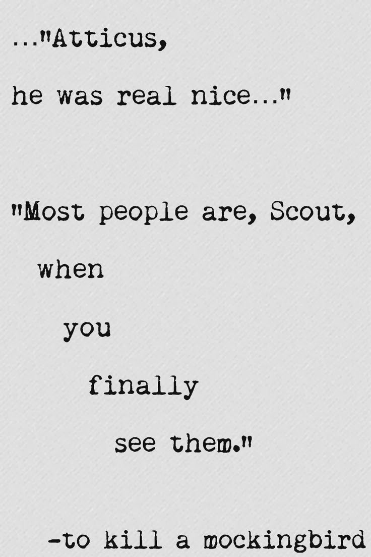 Famous Quotes From To Kill A Mockingbird. QuotesGram  Quotes