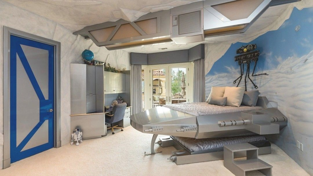 45 Best Star Wars Room Ideas For 2017 With Star Wars Bedroom Ideas