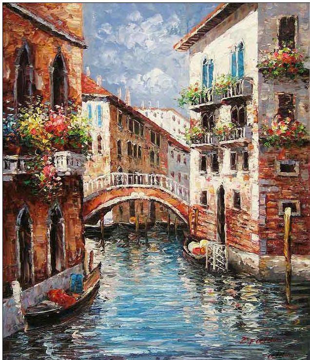 Красивые картинки с венецией для декупажа