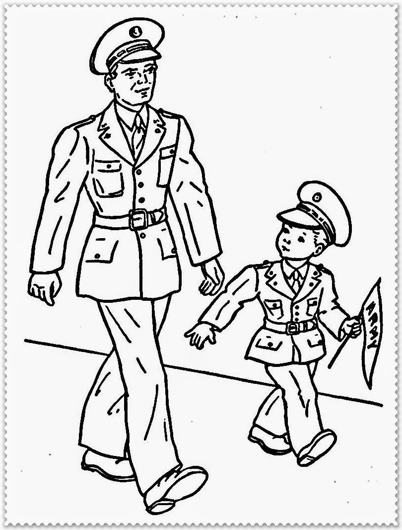 Veteran\u002639;s Day Coloring Pages Realistic Coloring ...