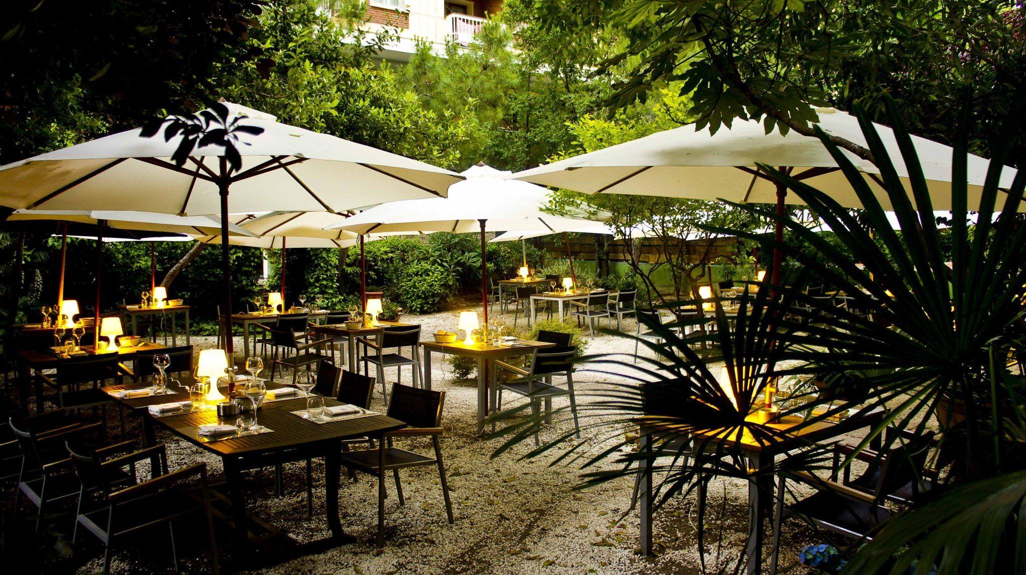 Los mejores restaurantes con terraza de Madrid | Metropoli.com