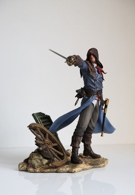 Arno: The Fearless Assassin