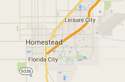 Map Homestead Florida.Map Of Homestead Fl Miami Dade County City Maps Pinterest City