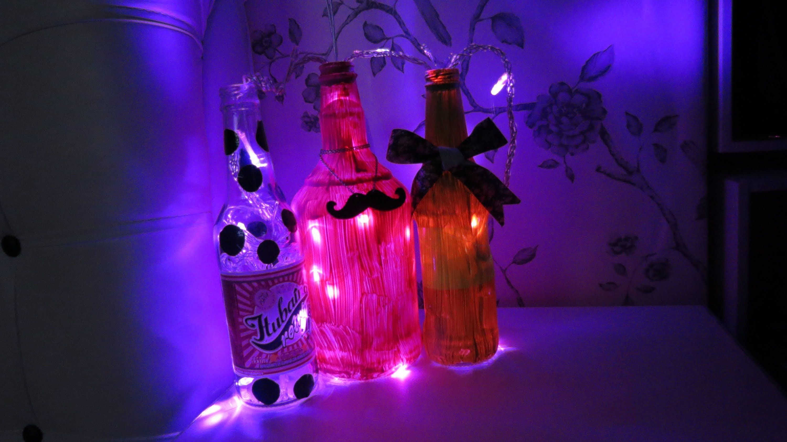 DIY: LUMINARIA DIVERTIDA (DECORANDO)