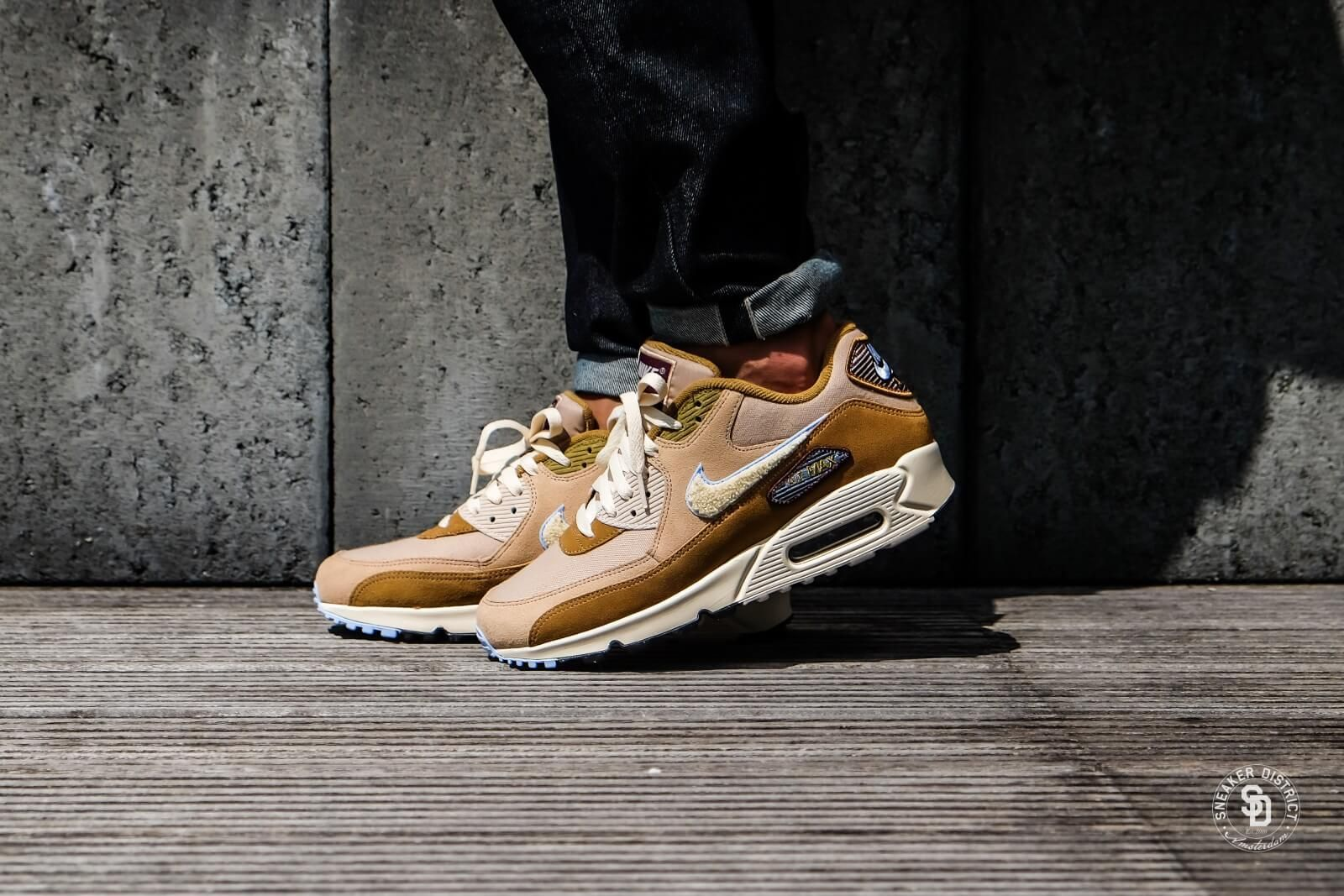 Nike Air Max 90 Premium SE Muted Sneaker District