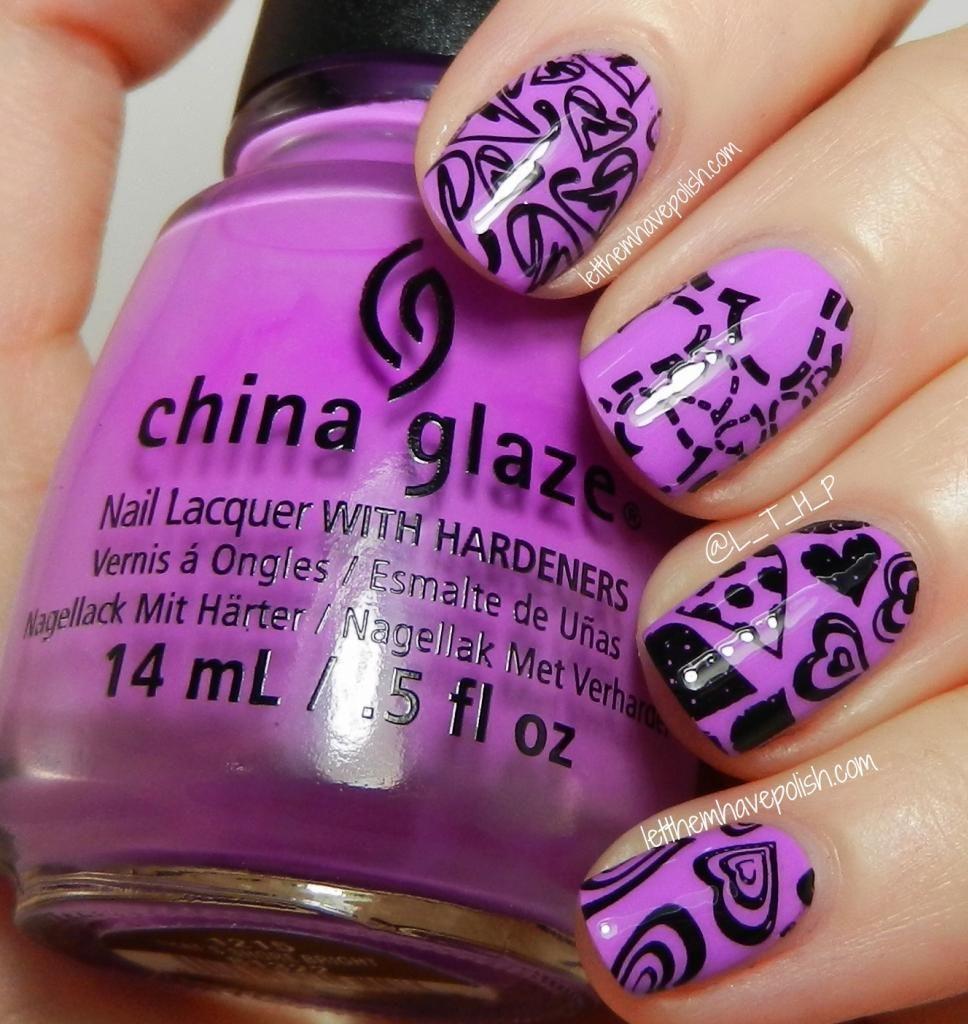 31DC2013 Day 6: I Heart Purple! (Let them have Polish!) | Them, Nail ...