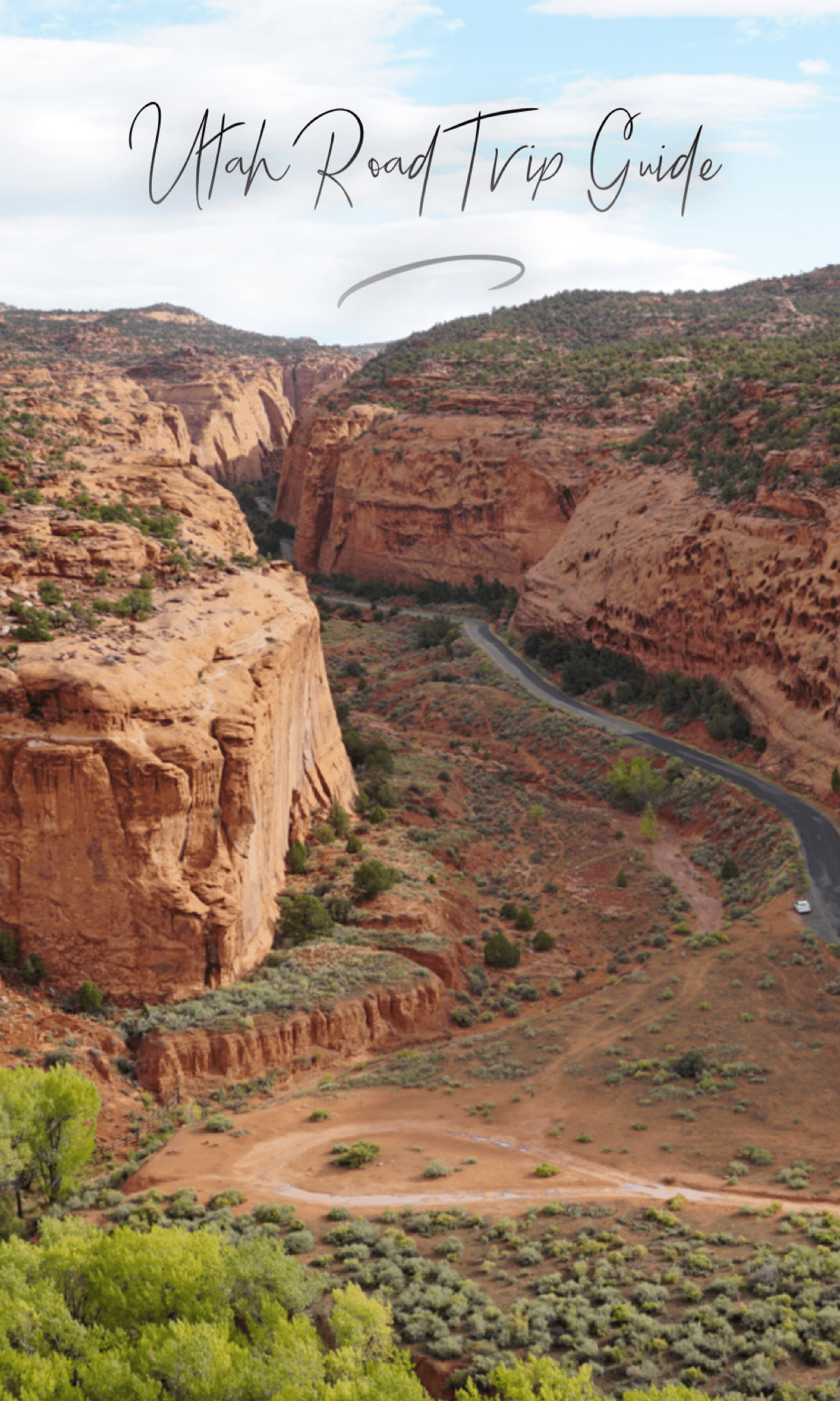 An Adventurous Family Road Trip in Utah. Renting side-by-sides in Moab, glamping in Boulder, and Jeeping the Burr Trail. - Appalachian Trail Girl #lifeelevated #beautaful #visitutah #visitmoab #familyroad trip #utahliving