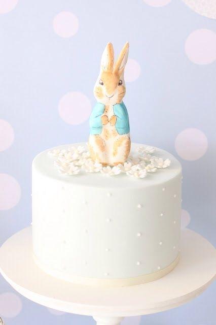 Peter rabbit cake by Hello Naomi!