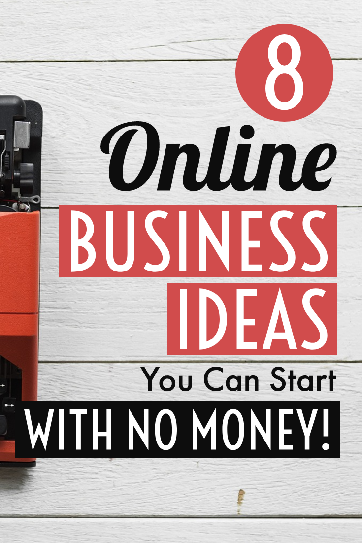 How To Make Online Business With No Money